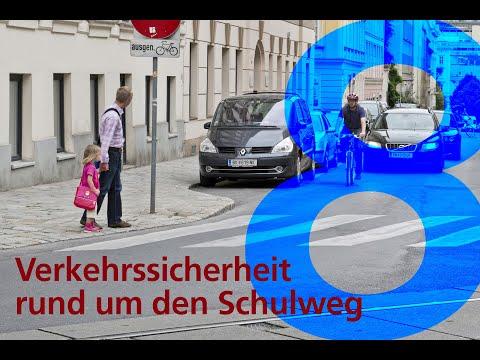 Verkehrssicherheit rund um den Schulweg - Folge 8
