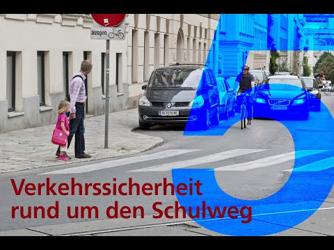 Verkehrssicherheit rund um den Schulweg - Folge 5