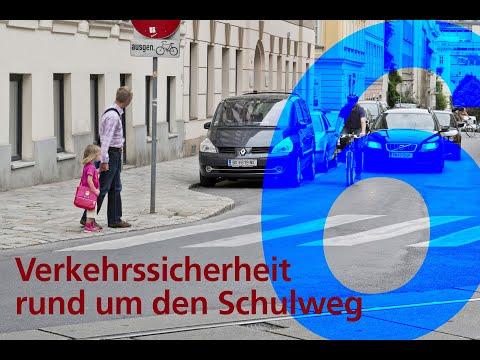 Verkehrssicherheit rund um den Schulweg - Folge 6