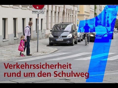 Verkehrssicherheit rund um den Schulweg - Folge 1