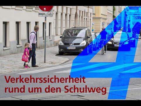 Verkehrssicherheit rund um den Schulweg - Folge 4