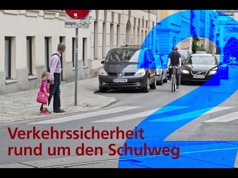 Verkehrssicherheit rund um den Schulweg - Folge 2