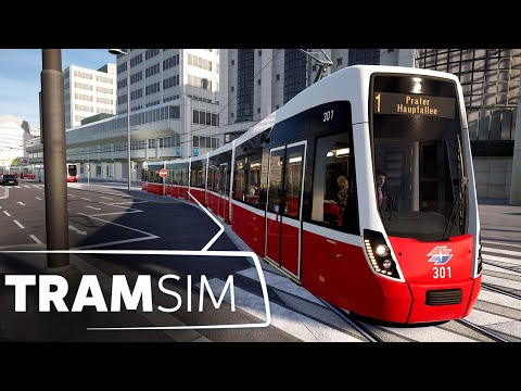 TramSim | Official Teaser DE | Aerosoft