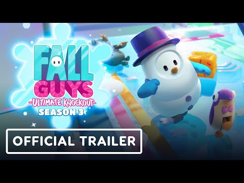 Fall Guys Season 3 - Official Trailer   Game Awards 2020