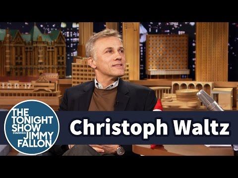 Christoph Waltz Explains Krampus to Jimmy Fallon
