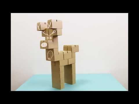 30 GIGI building blocks - 17 building ideas