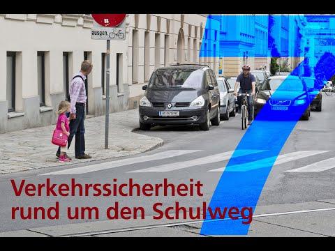 Verkehrssicherheit rund um den Schulweg - Folge 7