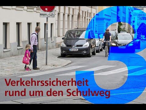 Verkehrssicherheit rund um den Schulweg - Folge 3