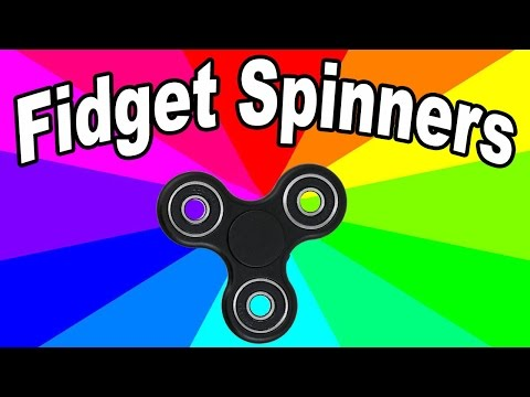 What is a fidget spinner? A look at the history and inventor of the fidget spinners