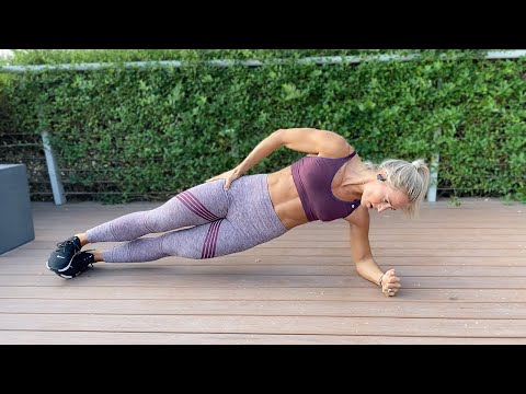 The 7-Minute Workout 2.0 | Timer & Music | Inger Houghton