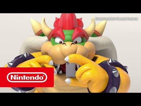 Die Nintendo Switch-Altersbeschränkungen