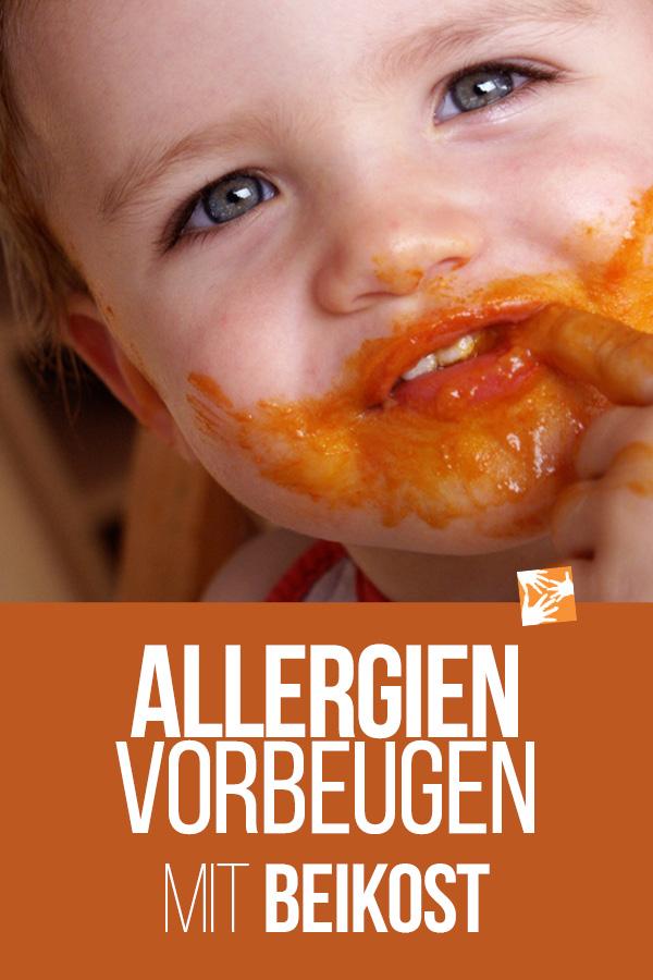 Allergieprävention: Allergien vorbeugen bei der Einführung von Beikost