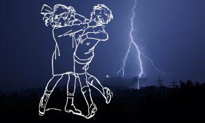 Trösten statt schimpfen: Unkonventionell reagieren bei Geschwisterstreit