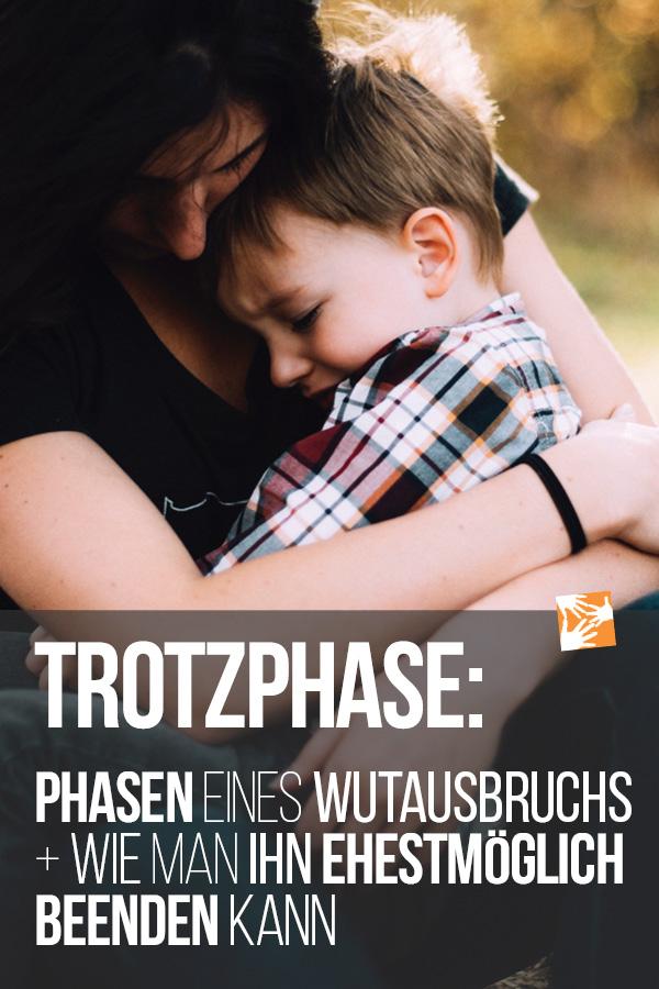 Trotzphase: Phasen eines Trotzanfalls und wie Eltern reagieren sollen. Wissenschaftlich bestätigt: Kindlichen Wutausbruch/Wutanfall ehestmöglich beenden.