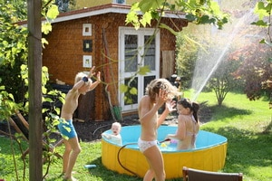 Foto vom Haustausch in Finnland