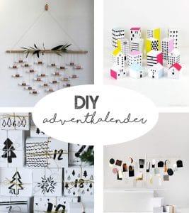 Ideen für DIY Adventskalender