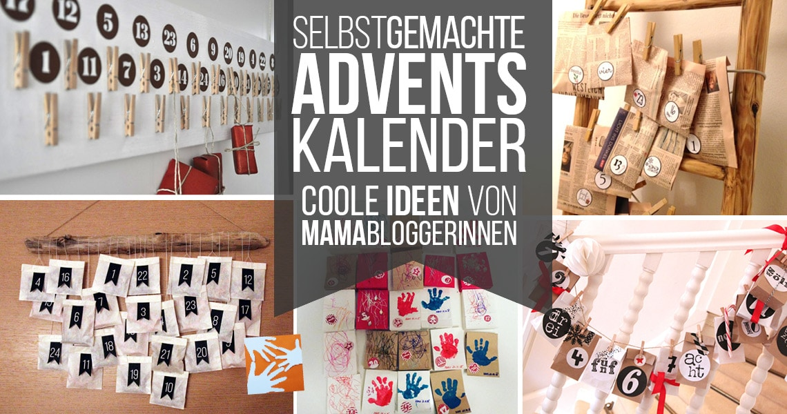 adventkalender selber basteln jede menge ideen f r selbstgemachte adventskalender fragmama. Black Bedroom Furniture Sets. Home Design Ideas