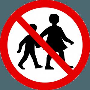 Hotels und Restaurants ohne Zutritt für Kinder – Ein Skandal! Ein Segen!