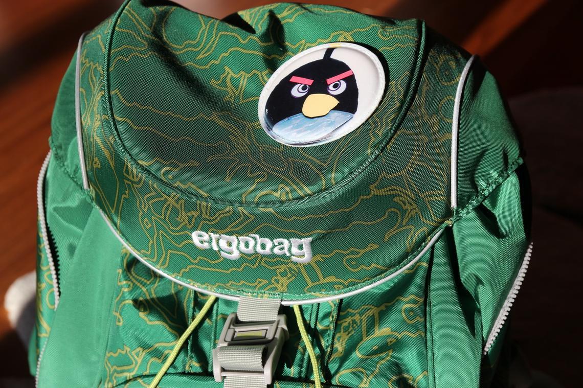 7 Vorteile in einer einzigen Schultasche