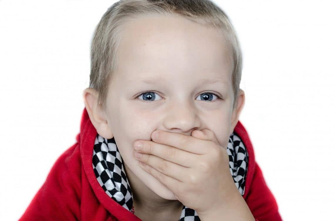 Darf man fremde Kinder maßregeln?