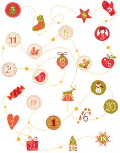 Advent, Advent! Adventkalender für Mütter