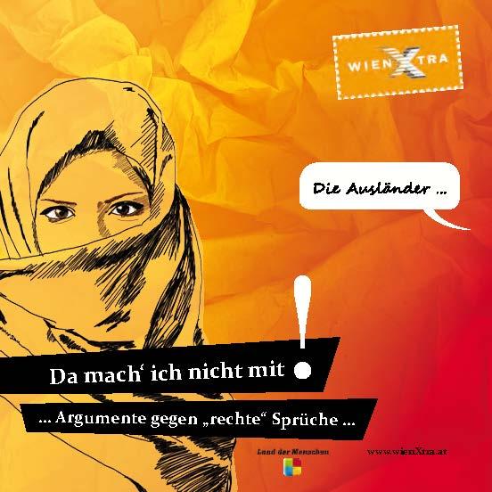 """Gratis-Download: Argumente gegen """"rechte"""" Sprüche"""