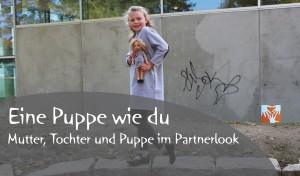 Geschenksidee: Eine Puppe wie du