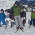 Skifahren in Lofer