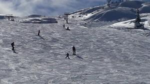 Skifahren mit Kind: Ratschings-Jaufen, Südtirol