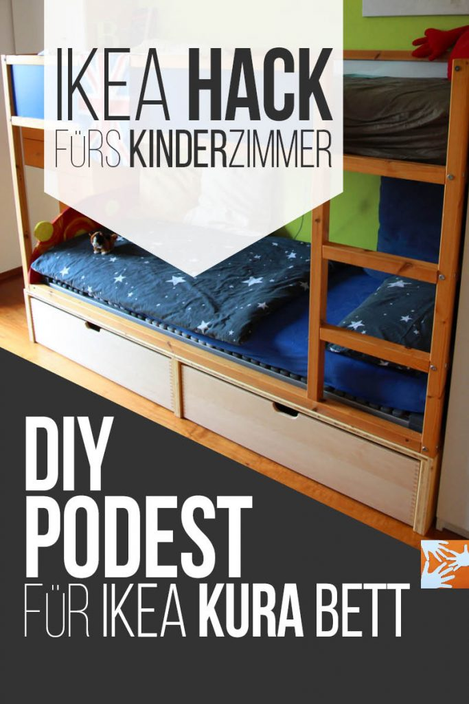 chaosfreies kinder und jugendzimmer ikea kura hack muttis n hk stchen. Black Bedroom Furniture Sets. Home Design Ideas