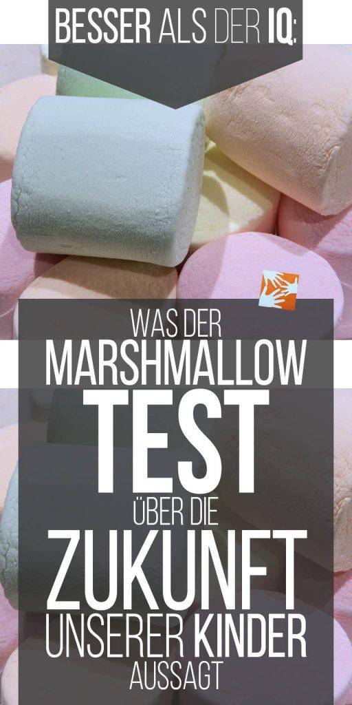 Besser als der IQ: Was der Marshmallow-Test über die Zukunftsperspektive unserer Kinder aussagt.
