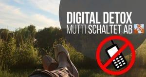 Mutti schaltet ab: Digital Detox im Kurhaus Schärding