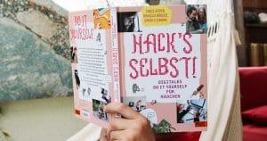 Buchtipp: Hack's selbst! Digitales DIY für Mädchen (UND Jungen!)
