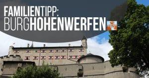 Gänsehaut und Gänsegeier: Mittelalter pur auf der Burg Hohenwerfen