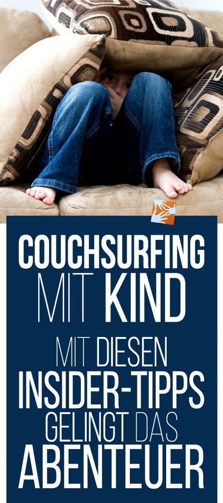 Couchsurfing mit Kind