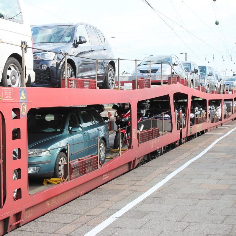 Haustausch in Dänemark: Anreise mit dem Autoreisezug