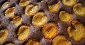 Marillenkuchen – Schoko-Style
