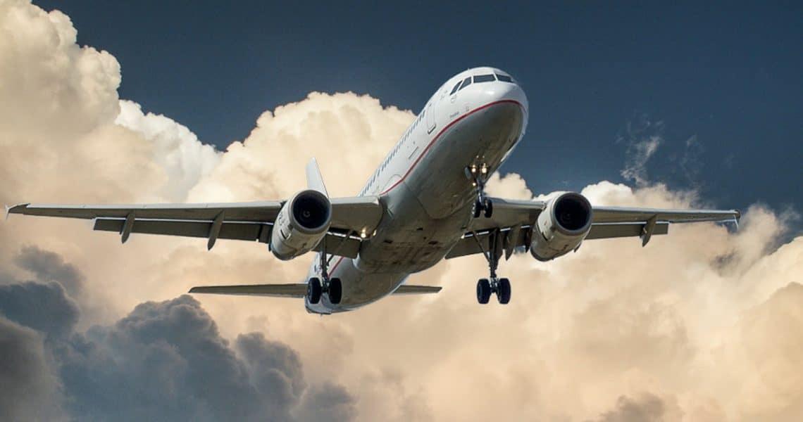 Flugzeug: Fliegen mit Kind