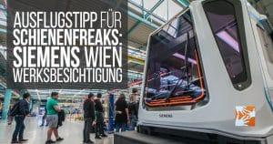 Für Schienenfreaks: Hier werden Züge für die ganze Welt gebaut