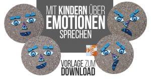Mit Kindern über Emotionen sprechen – kostenloser Download