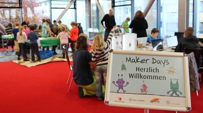 Maker Days für Kinder