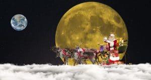 """Christkind, Weihnachtsmann oder gar nicht """"anlügen""""? So feiern wir! #fragmama"""