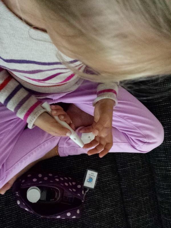 Diabetes bei Kindern Blog Erfahrungsbericht