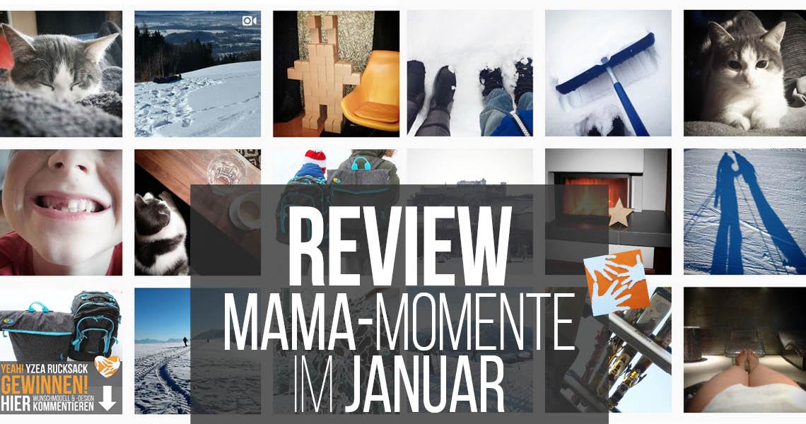 Review: Mama-Momente im Januar