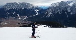 Skifahren mit Kind: Tiroler Zugspitzarena und Leading Family Hotel & Resort Alpenrose
