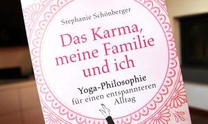 Buch gewinnen: Das Karma, meine Familie und ich