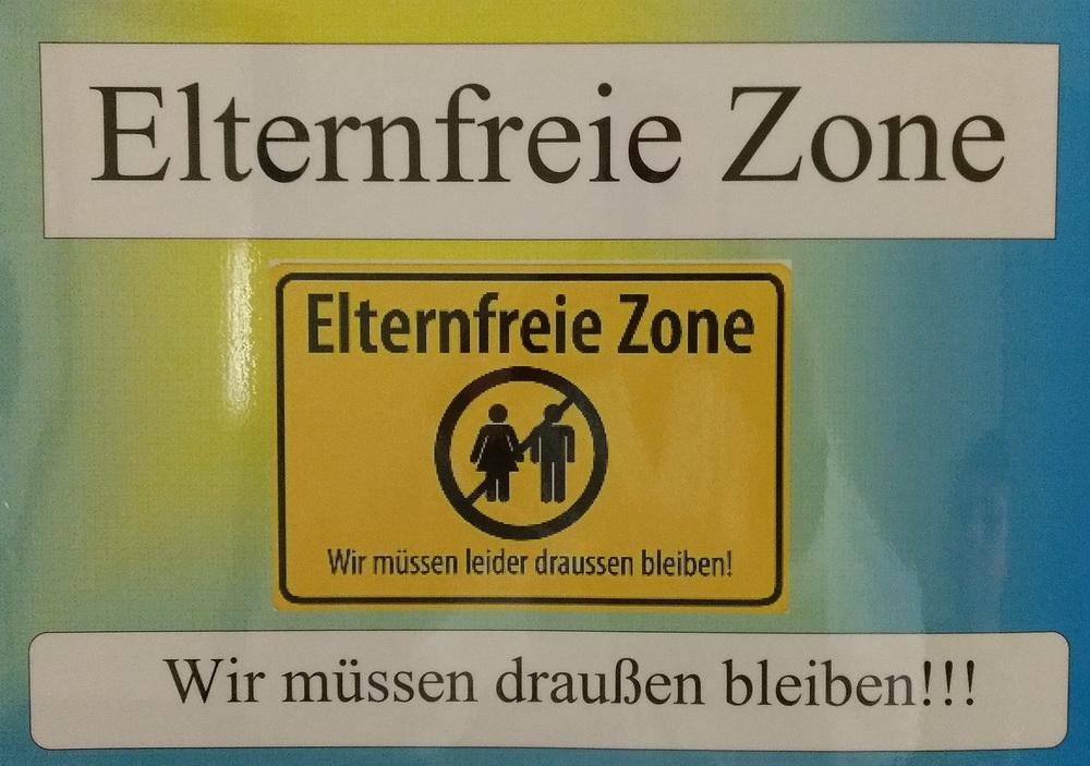 Elternfreie Zone