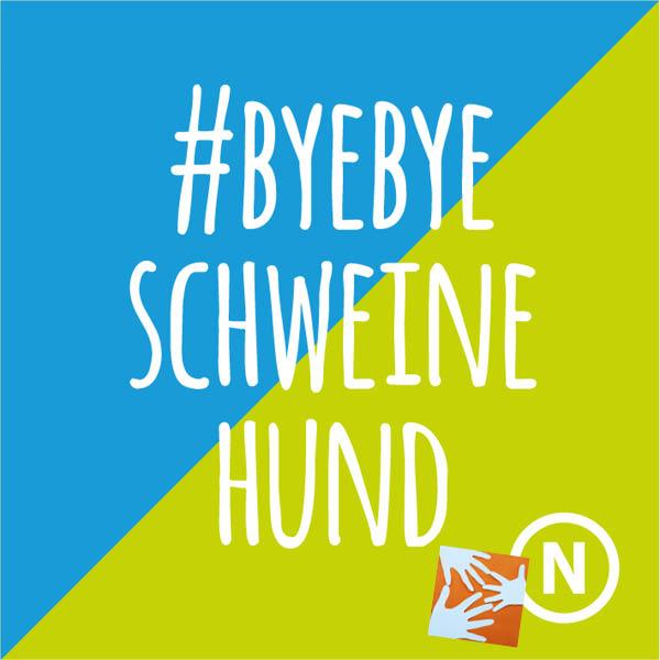 bye-bye schweinehund