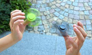 Mega-Trend am Schulhof: Fidget Spinner, selbstgemacht