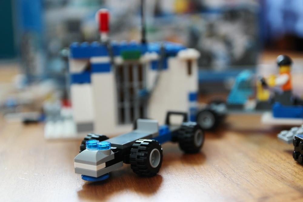 Lego Rebuild Challenge